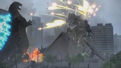 Godzilla от Bandai Namco Games получает разгромные рецензии