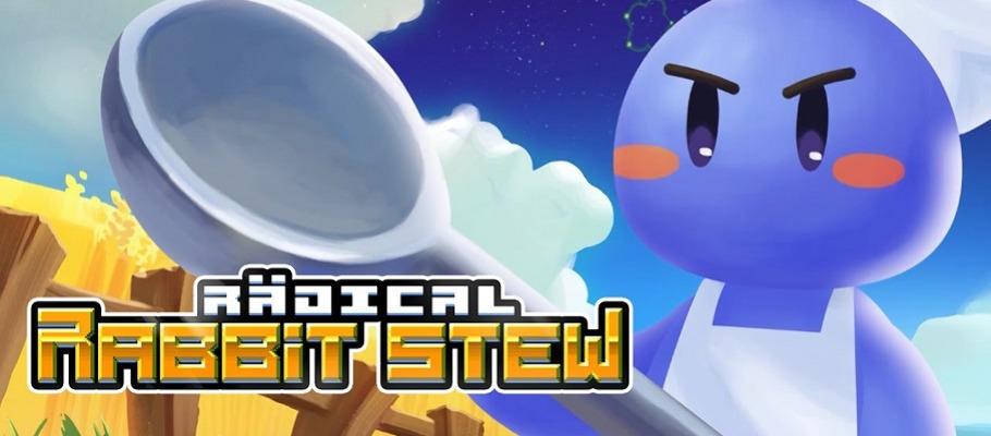 Опубликованы релизный трейлер и запись игрового процесса аркадной игры Radical Rabbit Stew