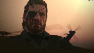 Metal Gear Solid 5 - сюрприз в день рождения