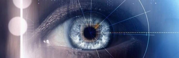 Слух: Apple добавит в компьютеры iMac сканер сетчатки глаза
