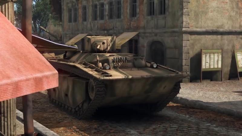 Топ 5 резервных танков в War Thunder