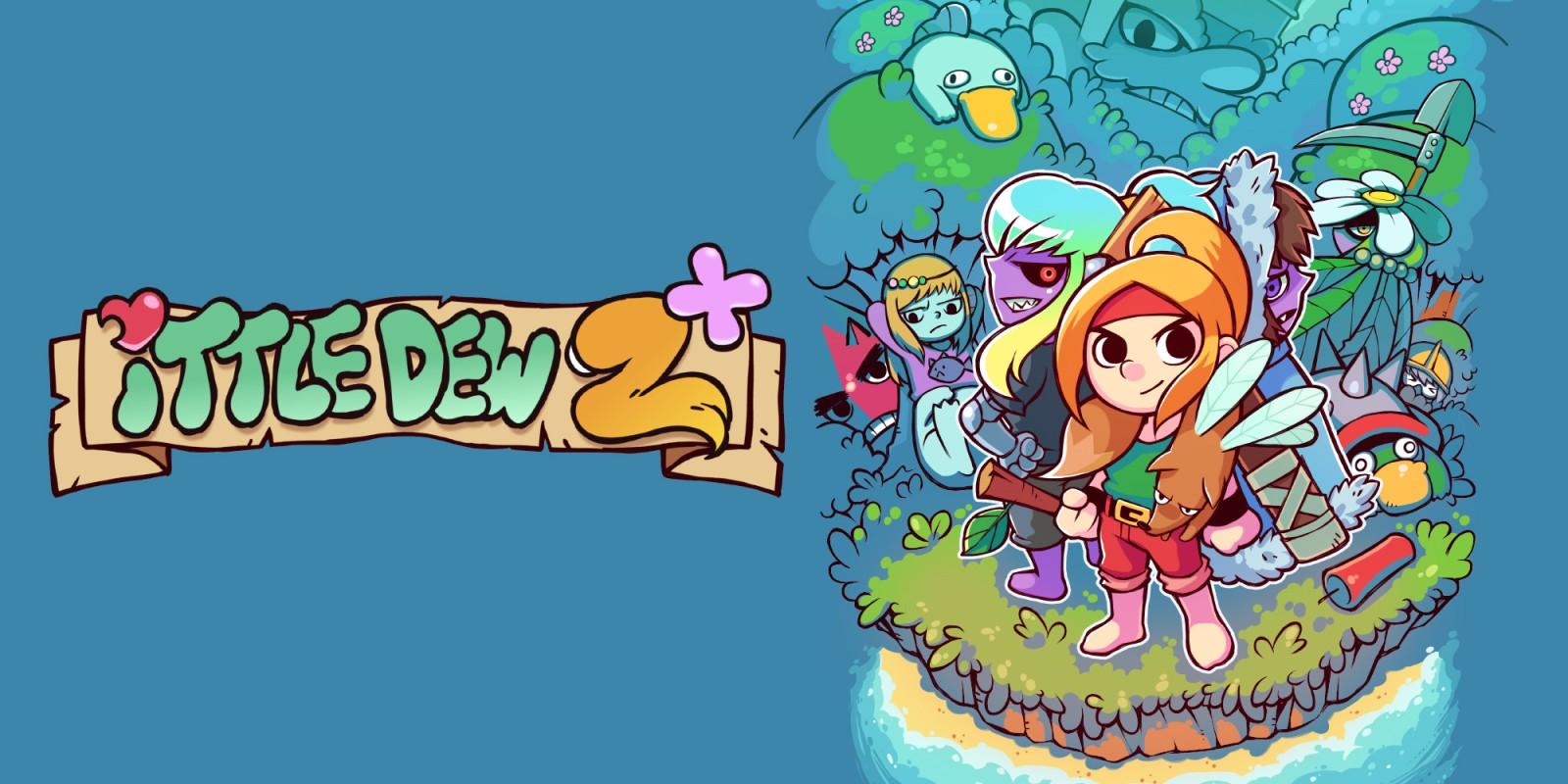 Ittle Dew 2+ возвращается на Switch в eShop