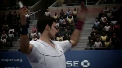 "Grand Slam Tennis 2 ""U.S. Open Trailer"""