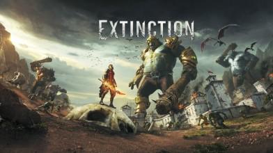 Сюжетный ролик Extinction