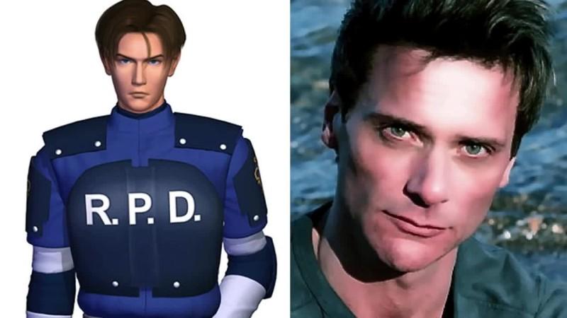 Актеры озвучивавшие Леона Кенеди в серии игр Resident Evil