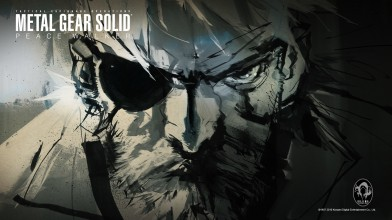 Metal Gear Solid: Peace Walker вышла на Xbox One