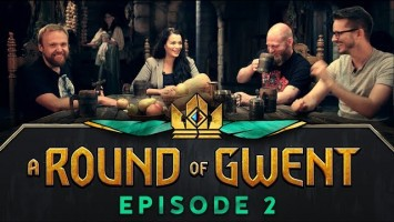 "Gwent: The Witcher Card Game - Второй выпуск шоу ""A ROUND OF GWENT"""