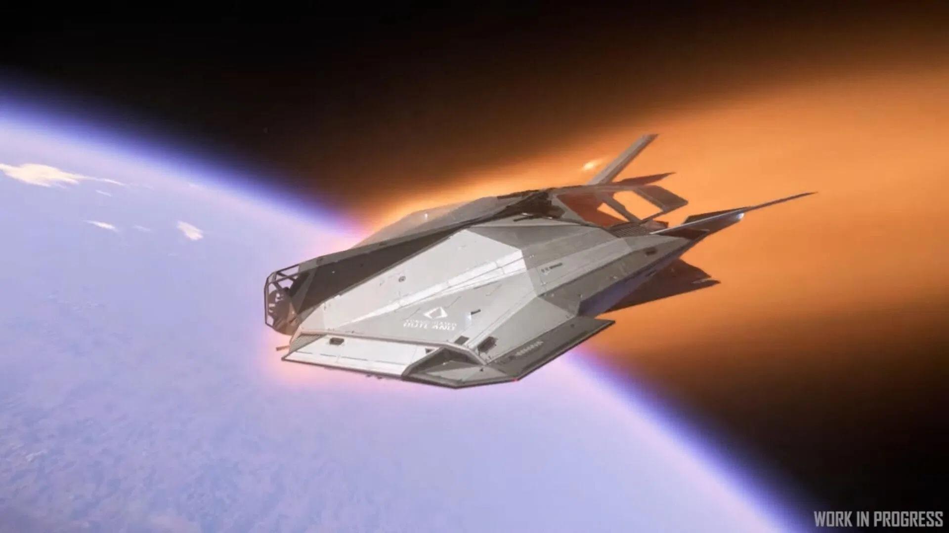 Видео Star Citizen раскрывает новый корабль Nomad