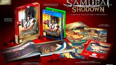 Editions Pix'n Love выпустит специальное издание Samurai Shodown