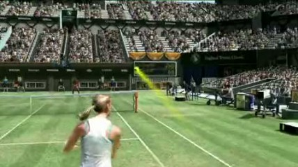 "Virtua Tennis 4 ""Kinect Trailer"""