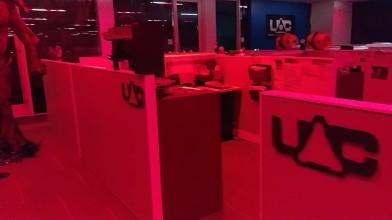 Геймеры превратили обычный офис в уровень из DOOM