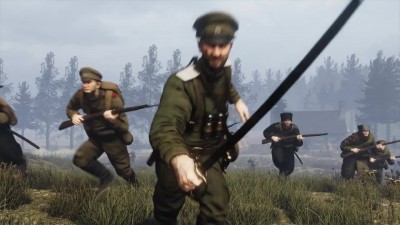 TANNENBERG - Official Reveal Trailer (New World War 1 Game 2017)
