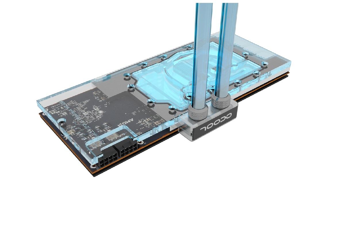 Alphacool выпустила водоблок для эталонных Radeon VII