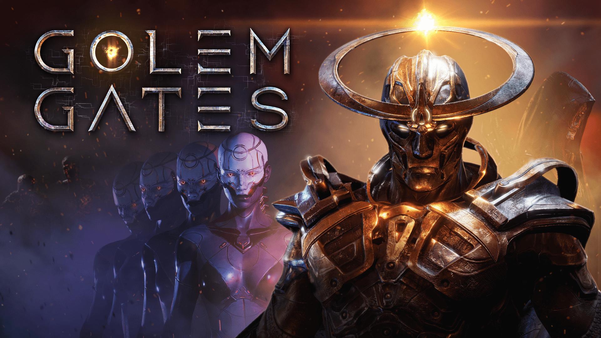 Golem Gates - карточная постапокалиптическая стимпанк стратегия выйдет на Xbox One, PS4 и Swtich