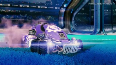"Rocket League ""Трейлер Xbox Obe версии"""