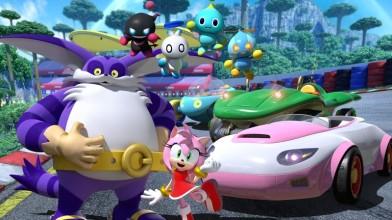 В Team Sonic Racing появятся Четыре Чао, Эми Роуз и Кот Биг
