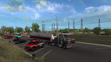 American Truck Simulator - Трейлер релиза расширения Oregon