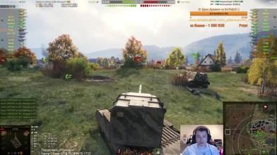 World of Tanks - FV4005 - Бабаха раздает ваншоты
