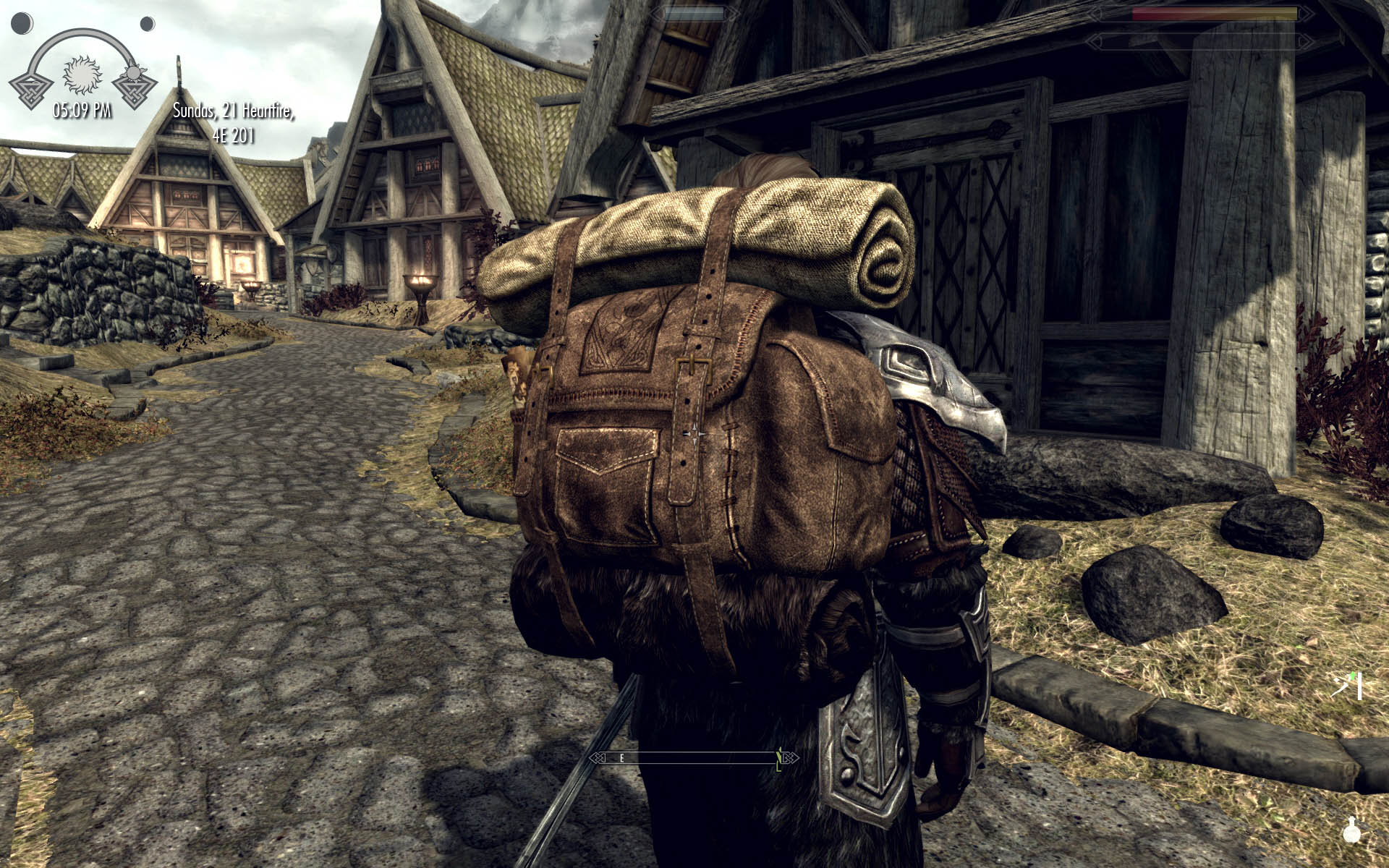 7141863e2ea2 Big leather backpack skyrim mod fenix toulouse handball jpg 1920x1200 Skyrim  backpacks