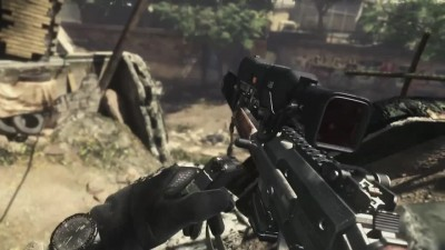 "Call of Duty: Ghosts Onslaught ""Трейлер ""CODnapped"""