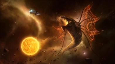 Консольная версия Stellaris получила дополнение Leviathans