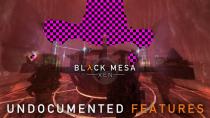 Black Mesa: новый отчет о бета версии XEN