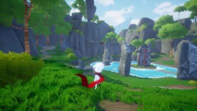 Scarf - 19 минут из геймплейного демо (Gamescom 2018)