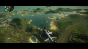 Just Cause 2 ретро обзор