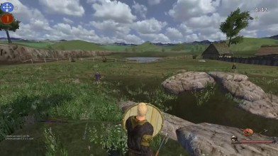 "Mount & Blade ""Surprise Mother...er. Или HeadShot от меня. Viking Conquest"""