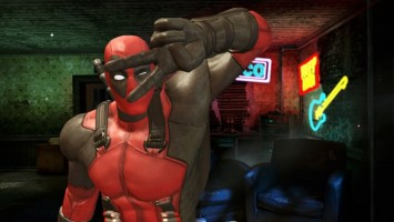 Deadpool Game - трейлер PS4 версии