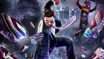 Saints Row IV для PlayStation 4 выглядит хуже PC-версии