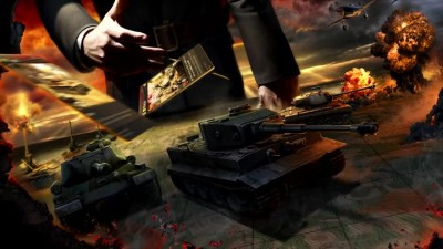 "World of Tanks Generals ""Первые шаги"""