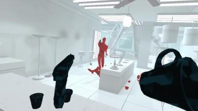 """SUPERHOT VR - в ,,матрице"""" в очках реальности!"""