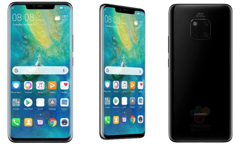 Блоги / Флагманские камерофоны Huawei Mate 20 и Mate 20 Pro получат режим супермакро