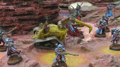 Forgebane - свежий бекграунд Warhammer 40k!