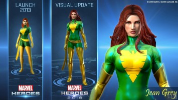"Marvel Heroes 2016 - Событие ""Secret Invasion"""