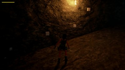 Как Tomb Raider 2 выглядела бы на Unreal Engine 4(2)