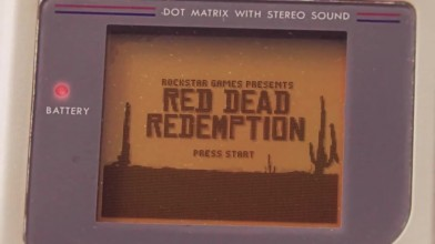8-битная версия темы Red Dead Redemption
