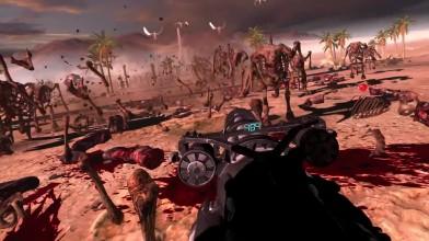 Serious Sam VR: The Last Hope - Трейлер