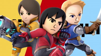 Презентация Super Smash Bros. Ultimate с разработчиками