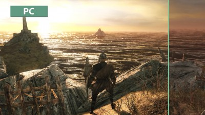 "Dark Souls 2: Scholar of the First Sin ""Сравнение версий PC vs. PS4 vs. Xbox 360"""