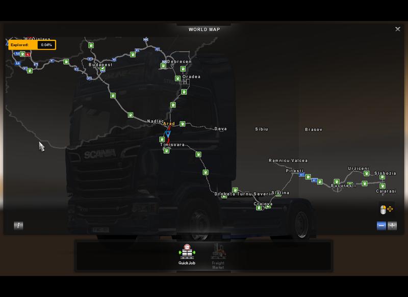 Скачать Дальнобойщики Euro Truck Simulator 2