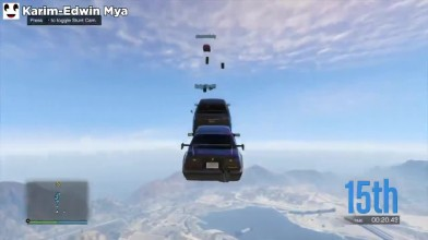 Grand Theft Auto 5 - Thug Life и Забавные моменты (Победы, Трюки и Неудачи #111)