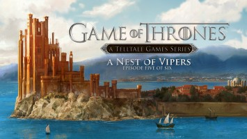 Новые скриншоты Game of Thrones - Episode 5 'A Nest of Vipers'