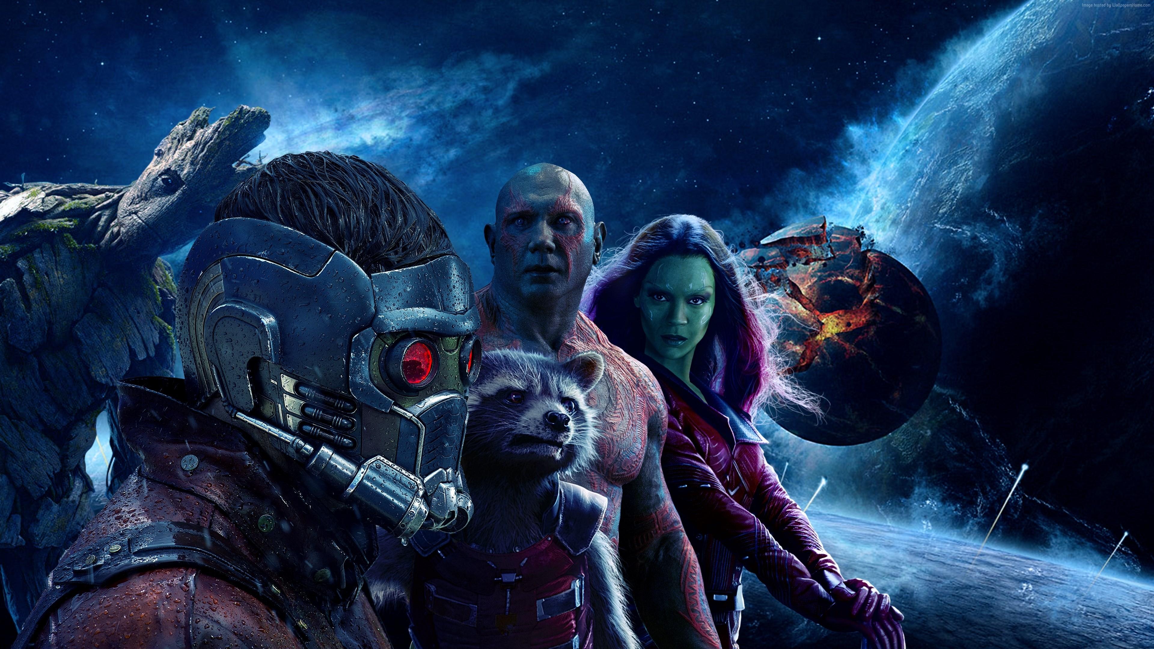 Объявлена дата выхода «Стражей галактики 3»