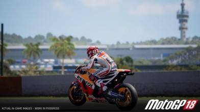 Новый геймплейный трейлер MotoGP 18