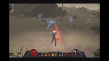 Diablo 3 с видом от третьего лица