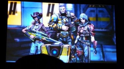 "Borderlands The Pre-Sequel ""трейлер dlc Claptastic Voyage"""