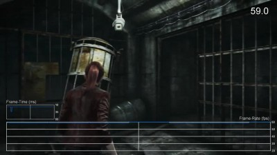 "Resident Evil Revelations 2 PS4 Pre-Production ""Сравнение частоты кадров от Digital Foundry"""