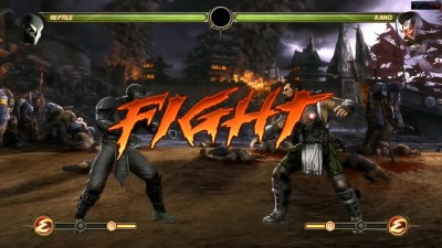 Mortal Kombat REPTILE MK Costume Skin PC Mod by-MK9 Komplete Edition MKKE HD